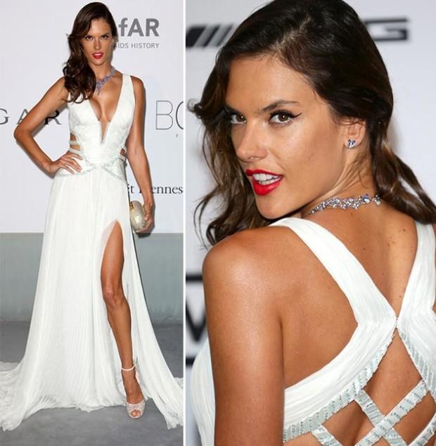 Cannes_2014_amfAR_Gala_2014_best_dressed_celebrities_Alessandra_Ambrosio