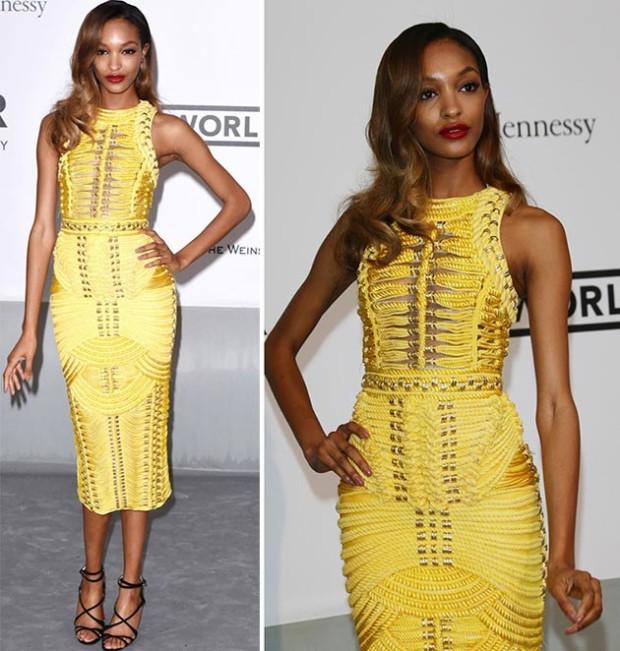 Cannes_2014_amfAR_Gala_2014_best_dressed_celebrities_Jourdan_Dunn