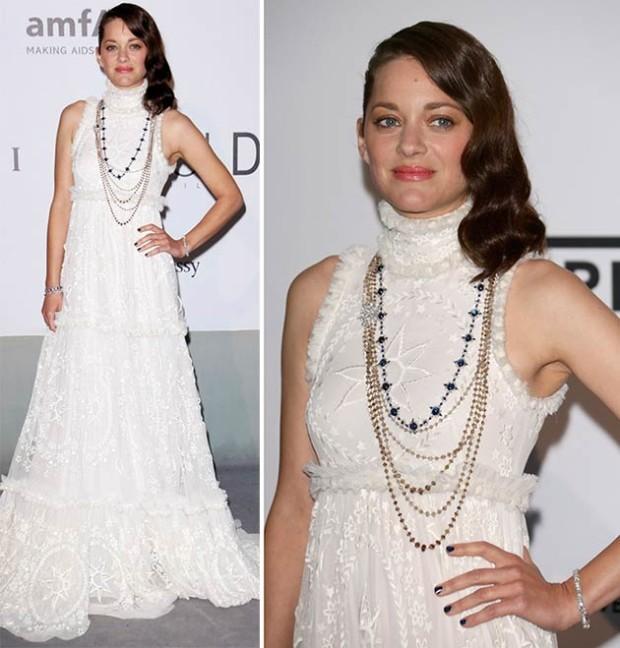 Cannes_2014_amfAR_Gala_2014_best_dressed_celebrities_Marion_Cotillard