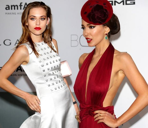 Celebrity Styles from Cannes 2015 amfAR Gala
