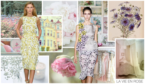 Spring/Summer 2015 Fashion Trends