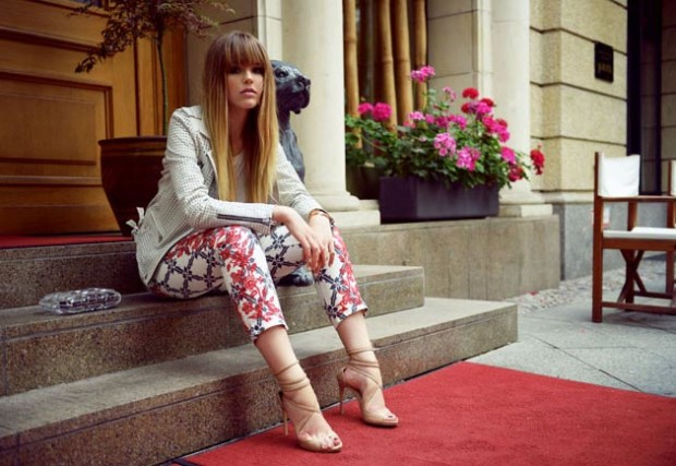 2015 Summer Fashion Trends; How to Wear Capri Pants