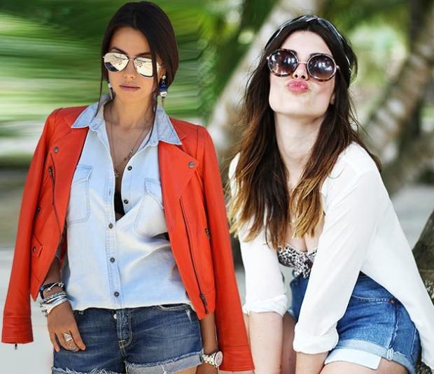 how_to_wear_denim_shorts_fashionisers