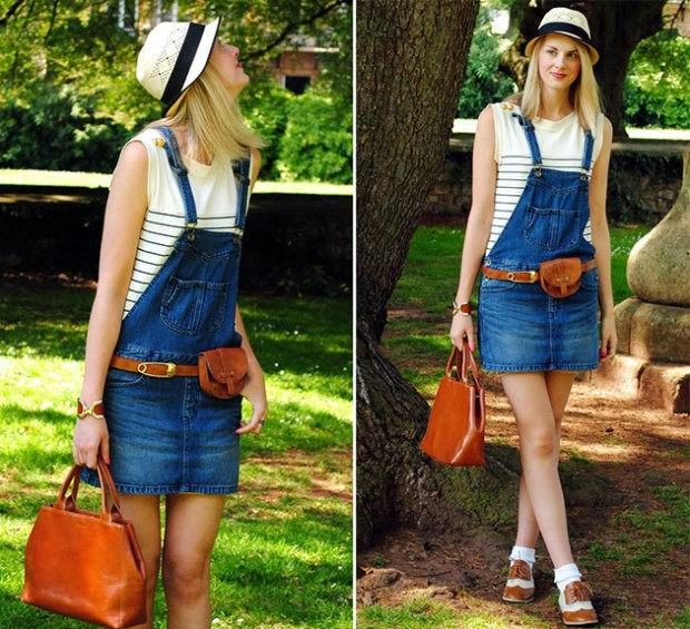 how_to_wear_dress_dungarees_fashionisers