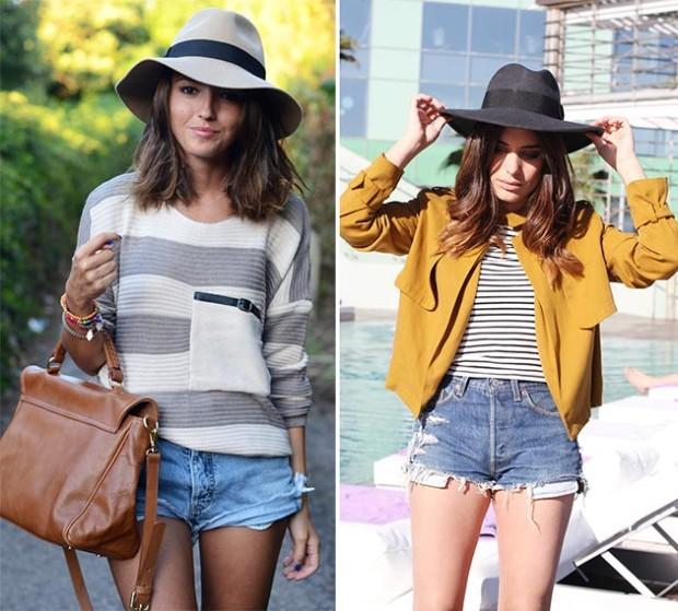 2015 Summer Fashion Trends; How to Wear Denim Shorts