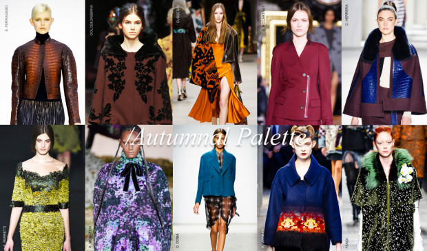 Fall/Winter 2015 Fashion Trends