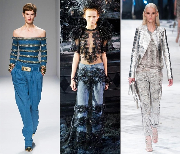 2015 Summer Denim Trends