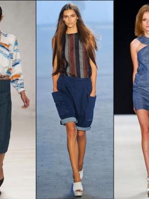 2015 Summer Denim Trends