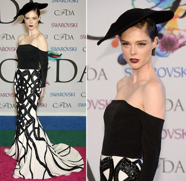 CFDA_Fashion_Awards_2014_Red_Carpet_Fashion_Coco_Rocha