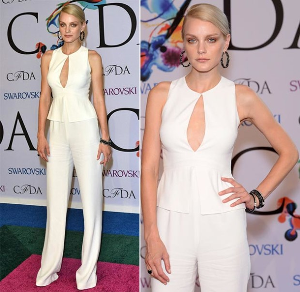 CFDA_Fashion_Awards_2014_Red_Carpet_Fashion_Jessica_Stam