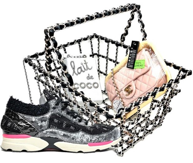Chanel 2015 Fall Shoes & Handbags Collection