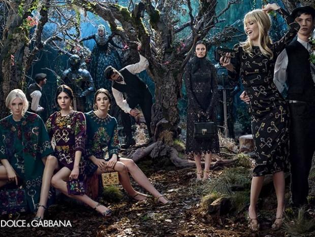 Dolce & Gabbana 2015 Fall Campaign