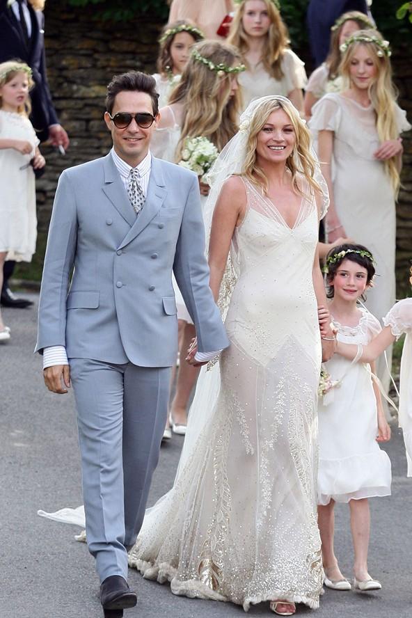 Celebrity Wedding Dresses 2015