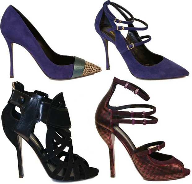 Nicholas Kirkwood 2015 Fall Shoes Collection
