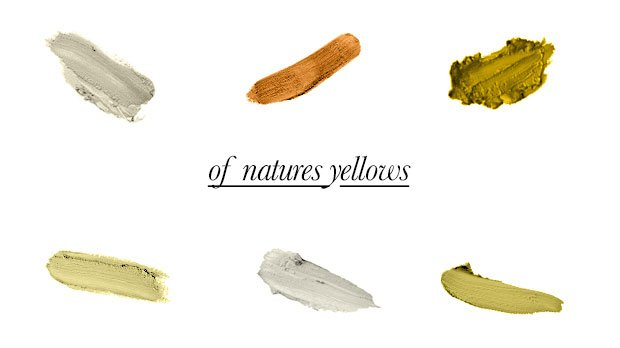 Of-Natures-Yellows