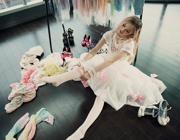 Wildfox Couture Rainbow Dream Girls 2016 Pre-Fall Collection