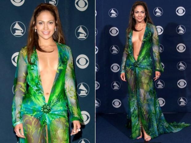 Celebrity Crazy Dresses 2015