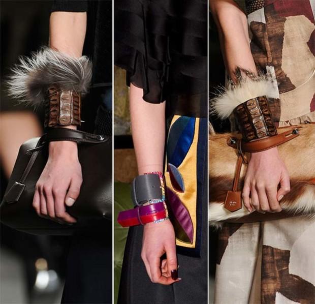 fall_winter_2014_2015_jewelry_trends_leather_bracelets