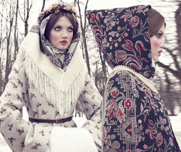 2015 Fashion Trend; Folk Fashion