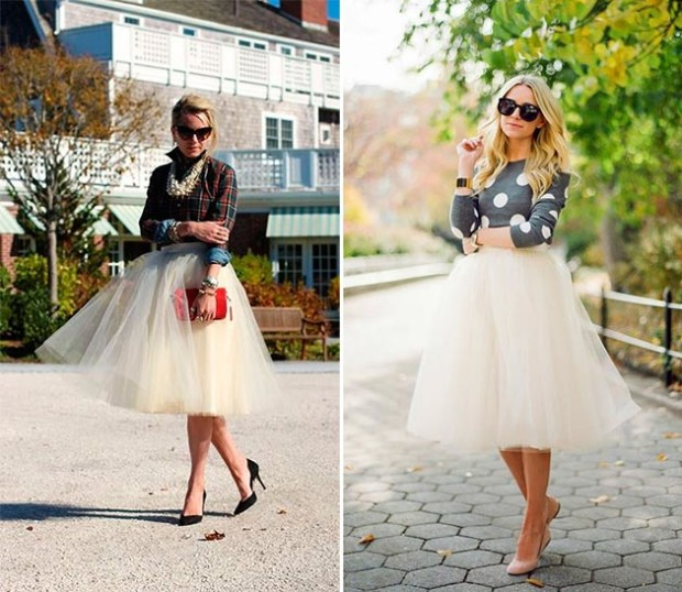 ideas_for_wearing_a_fluffy_skirt_fashionisers
