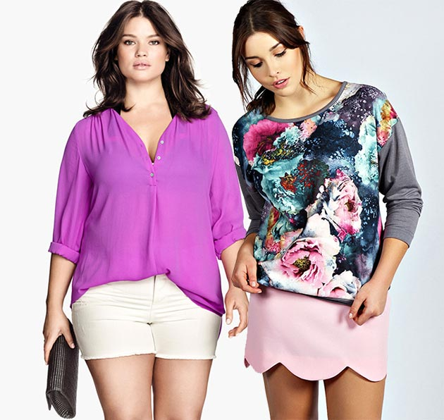 Plus Size Fashion Tips 2014 Summer Fashion for Plus
