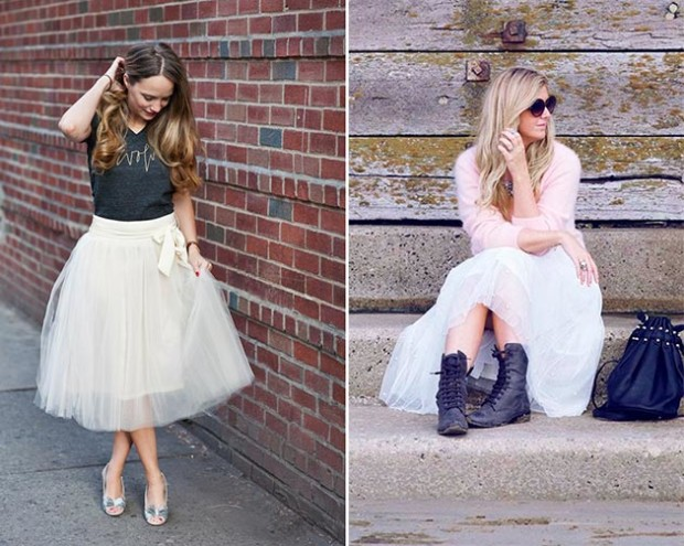 ways_for_wearing_a_fluffy_skirt_fashionisers