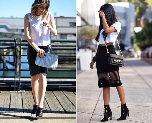 wearing_a_black_pencil_skirt_with_a_white_top