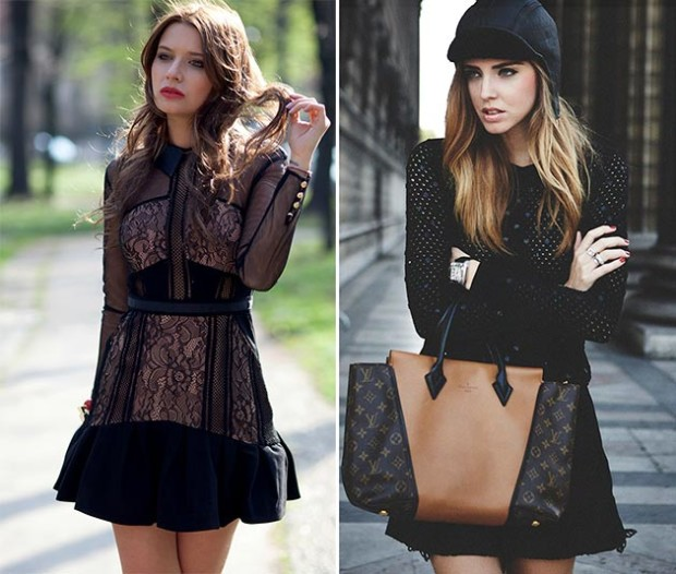 what_to_wear_a_little_black_dress_with_fashionisers
