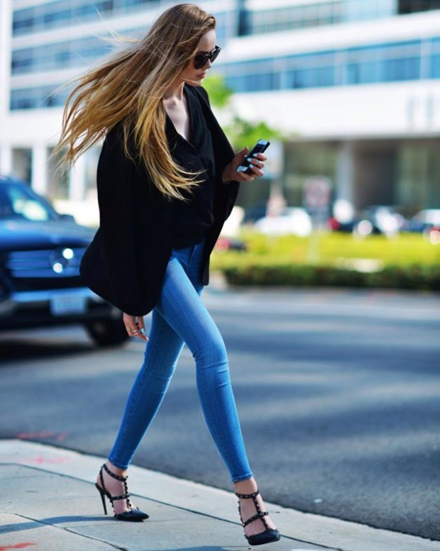 2016 Fall Jeans Trends