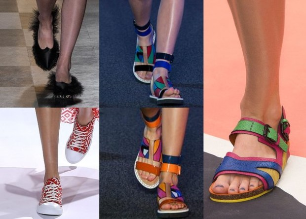 embedded_flat_sandals_spring_2015_trends_london_fashion_week