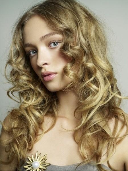 Curly Hair 2016