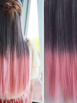 Ombre Hair Pink 2016