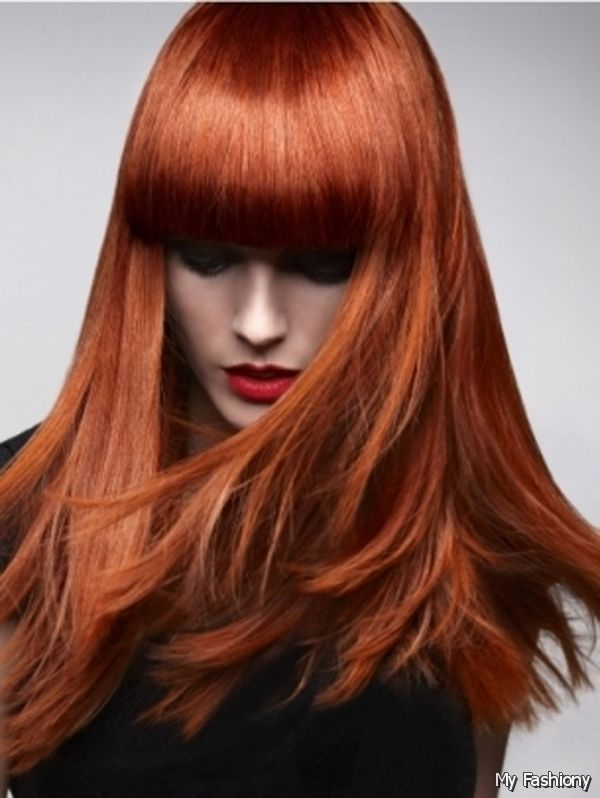 Hair Colours Trends 2016