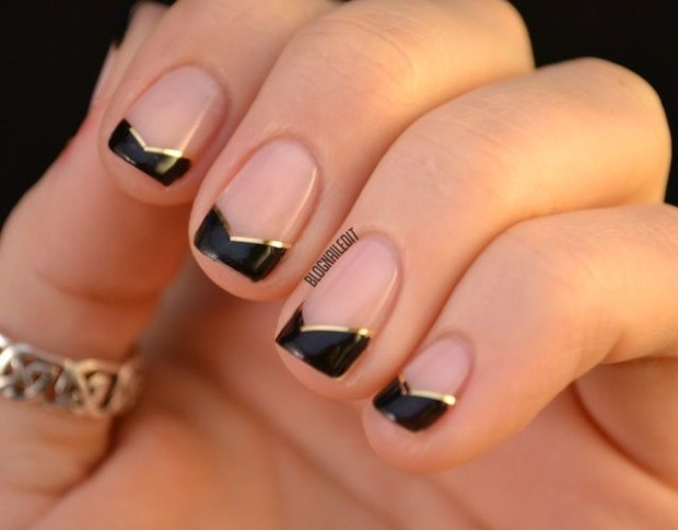 FRENCH NAIL 2016 TRENDS