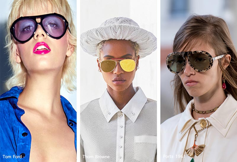 Spring/ Summer 2021 Sunglasses Trends Spring/ Summer 2021 Sunglasses Trends
